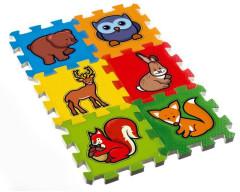 Pěnové puzzle Moje první lesní zvířátka