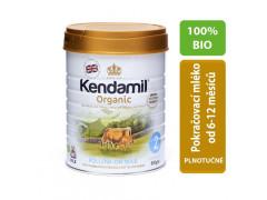 Kendamil Organické/BIO kojenecké mléko 2 pokračovací 800 g