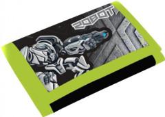 Dětská textilní peněženka Premium Robot