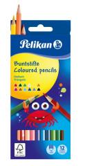 Pastelky Pelikan 12 ks