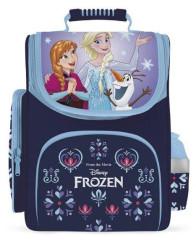 Anatomický batoh ERGO KIDDY Frozen III. fialový