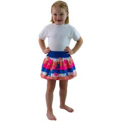 Balonová sukně Neonový motýl