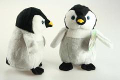 Plyšový malý tučňák 15 cm