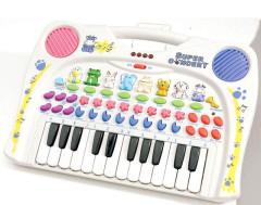 Multifunkční piano se zvířátky Simba