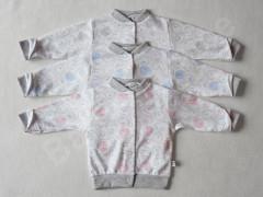 Bavlněný kabátek MEDVÍDEK Baby Service vel. 56 - 80