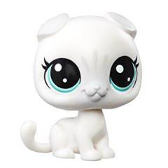 Littlest Pet Shop Jednotlivá zvířátka - ALABASTER SCOTTSFOLD