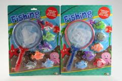 Síťka - Vodní rybolov