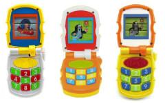 Krtkův mobil telefon měnící obrázky Krtek