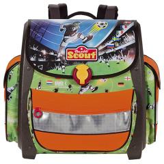 Školní aktovka Scout - Fotbalista