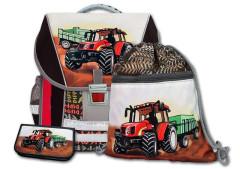 Batohový set Traktor 3-dílný Emipo