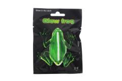 Svítící žába