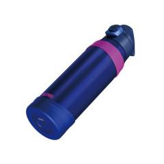 Hydratační termoska - TMAVĚ MODRÁ
