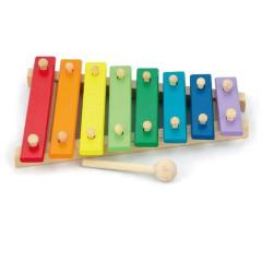 Dřevěný xylofon Viga