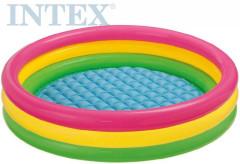 Bazén INTEX 57412 Sunset Glow 114x25 cm
