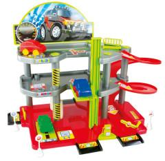 Garáže - parkovací set třípatrový
