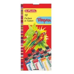 Tempery 10 barev Herlitz