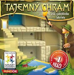 Mindok SMART Games - Tajemný chrám - dětská společenská hra