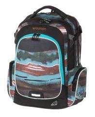 Studentský batoh WIZZARD Pile, Walker