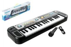 Piánko plast s mikrofonem 37 kláves 45cm