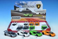 Auto Lamborghini Huracan Kinsmart 1:36
