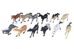 Kůň gumový  18 x 13 cm