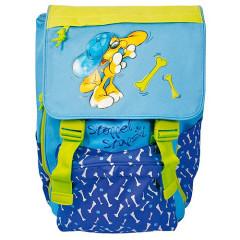 Školní batoh Stoppel - pejsek v kšiltovce