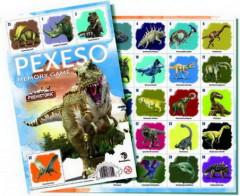 Pexeso 32 Prehistoric