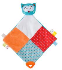 Šustící mazlíček Baby Ono - Sovička Hannah