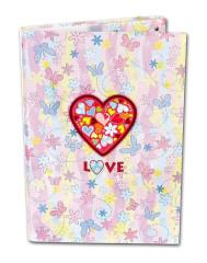 Školní box A4 LOVE Emipo