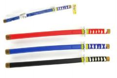 Meč v pouzdru Ninja plast 60cm