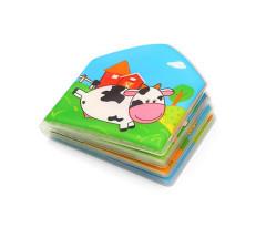 Dětská pískací knížka domácí zvířátka BabyOno