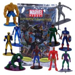 Figurka Marvel + 12 samolepek