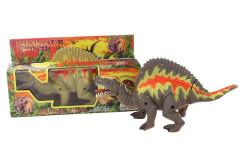 Dinosaurus chodící a se zvukem Edaphosaurus
