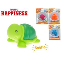 Zvířátko svítící do vody Baby's Happiness