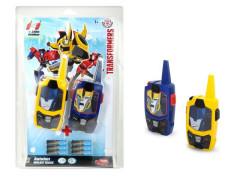 Transformers Vysílačky Walkie Talkie