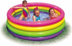 Bazén INTEX 56441 4 kruhy 168x46cm