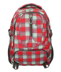 Studentský batoh SPIRIT WIZZARD 05 červená Emipo