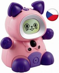 Vtech Kidiminiz kočička růžová - mluví česky