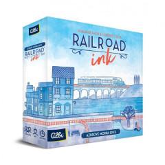 Railroad Ink - Modrá edice Albi