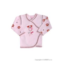 Kojenecká košilka Koala Rexík RŮŽOVÁ vel. 68