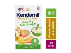 Kendamil Bezlepková Organická/BIO kaše ovocná snídaně 150 g