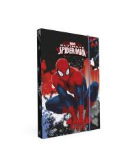 Desky na sešity Heftbox A4 Spiderman