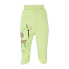 Kojenecké polodupačky Bobas Fashion Mini Baby zelené