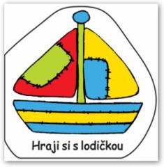 Hraji si s lodičkou – plovoucí kniha