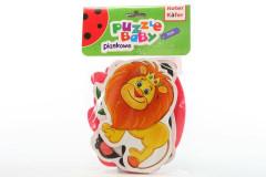 Baby pěnové puzzle zoo