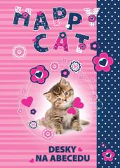 Desky na abecedu Kočka 2016 NEW