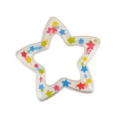 Plastové chrastítko hvězdička BabyOno
