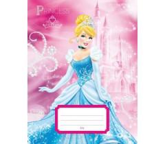 Linkovaný sešit A5, 524 Princess