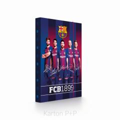 Box na sešity A5 FCB