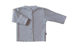 Bavlněný kabátek Hvězdičky Baby Service